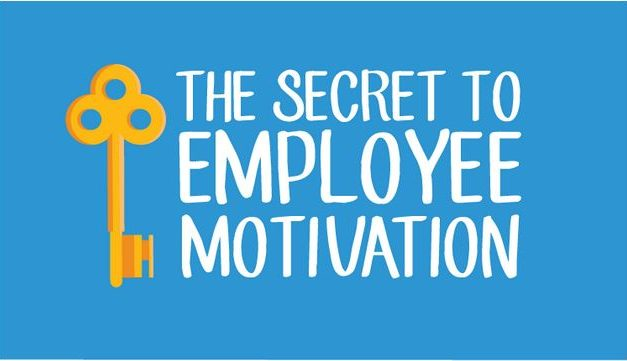 Infographic: The Secret to Employee Motivation